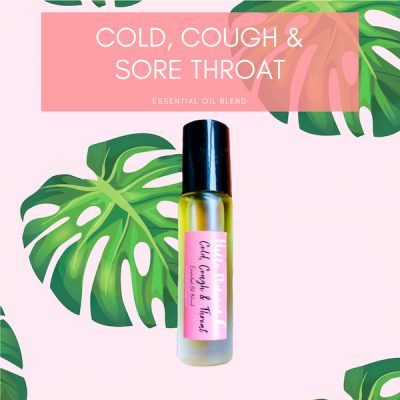 COLD COUGH SORE THROAT ESSENTIAL OIL MALAYSIA