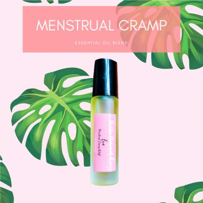 MENSTRUAL CRAMPS ESSENTIAL OIL BLEND MALAYSIA
